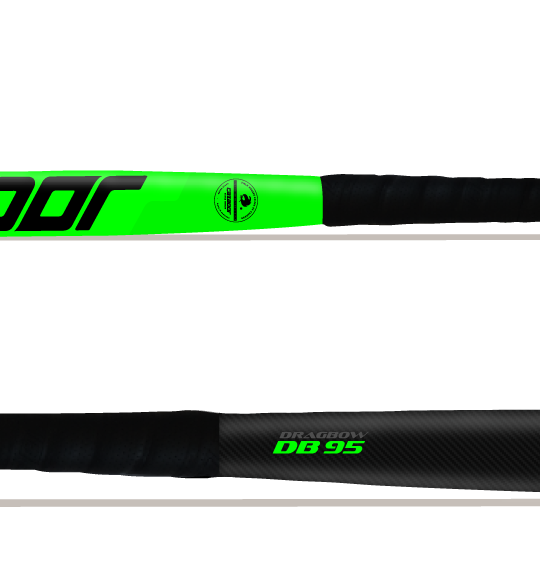 Cazador Dragbow 95% carbon hockeystick