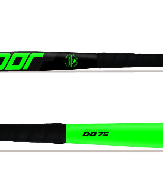 Cazador Dragbow 75% carbon hockeystick