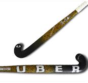 Uber E-6 BOOMERWANG 95% carbon hockeystick