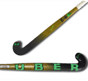 Uber E-6 ONE 95% carbon hockeystick