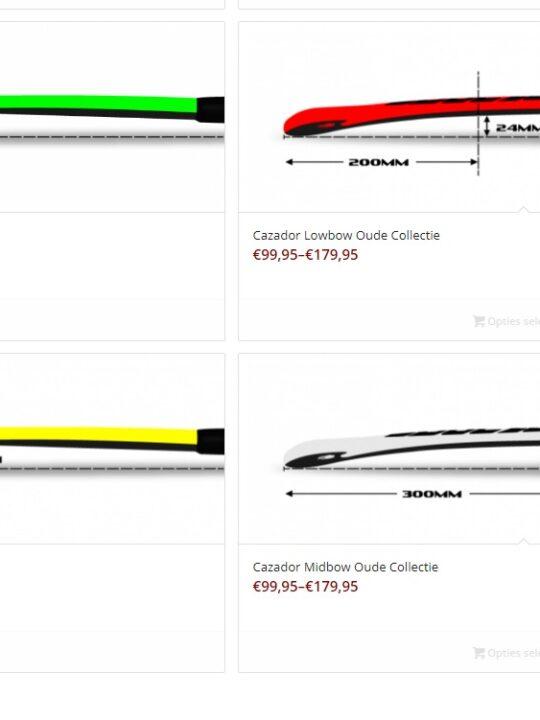 Cazador Probow 50 % carbon hockeystick