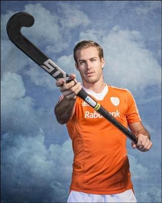STX hockeystick