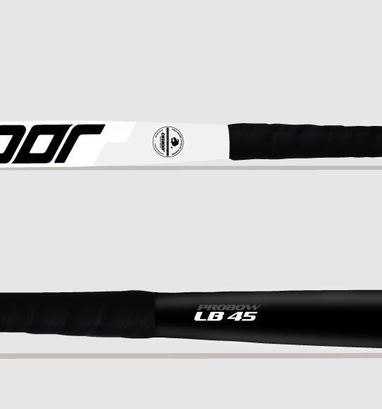 Cazador Midbow 45% carbon hockeystick