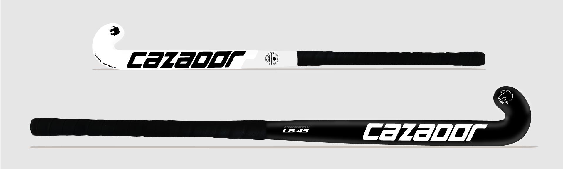 Cazador Midbow 50% carbon hockeystick