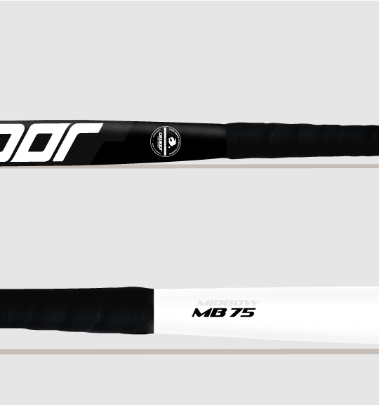 Cazador Midbow 75% carbon hockeystick