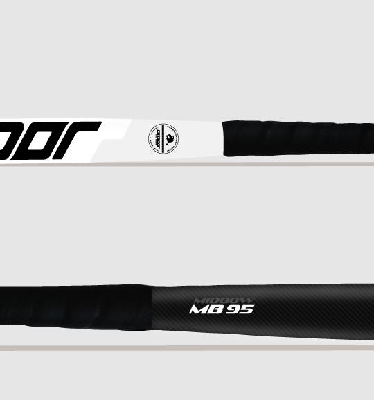 Cazador Midbow 95% carbon hockeystick