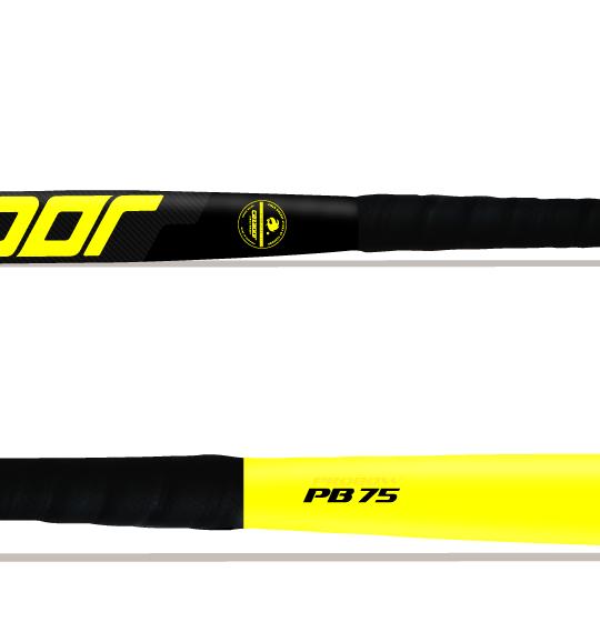 Cazador Probow 75% carbon hockeystick