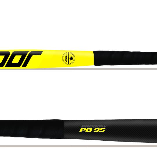 Cazador Probow 95% carbon hockeystick