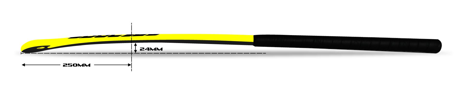 cazador hockeystick