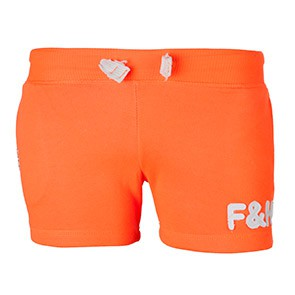 Field and Hockey short Ladies Orange