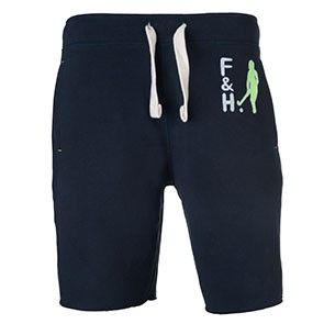 Field and Hockey short jongens navy