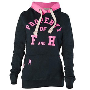 Field and Hockey hoodie Property navy