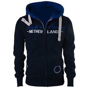 Field and Hockey zipper met windbreaker