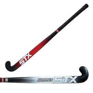 STX Hammer 100 hockey keeperstick junior