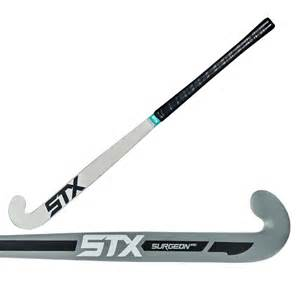 STX surgeon 550 95% carbon hockeystick