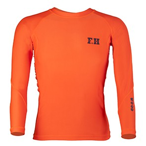 Field and Hockey Wood Thermo Orange