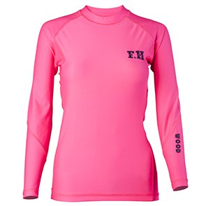 Field and Hockey Wood thermo Pink