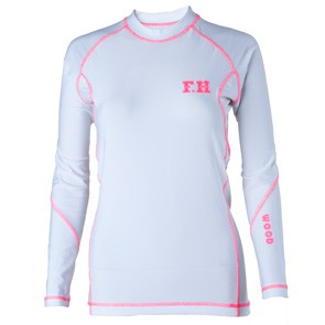 Field and Hockey Wood thermo White-pink