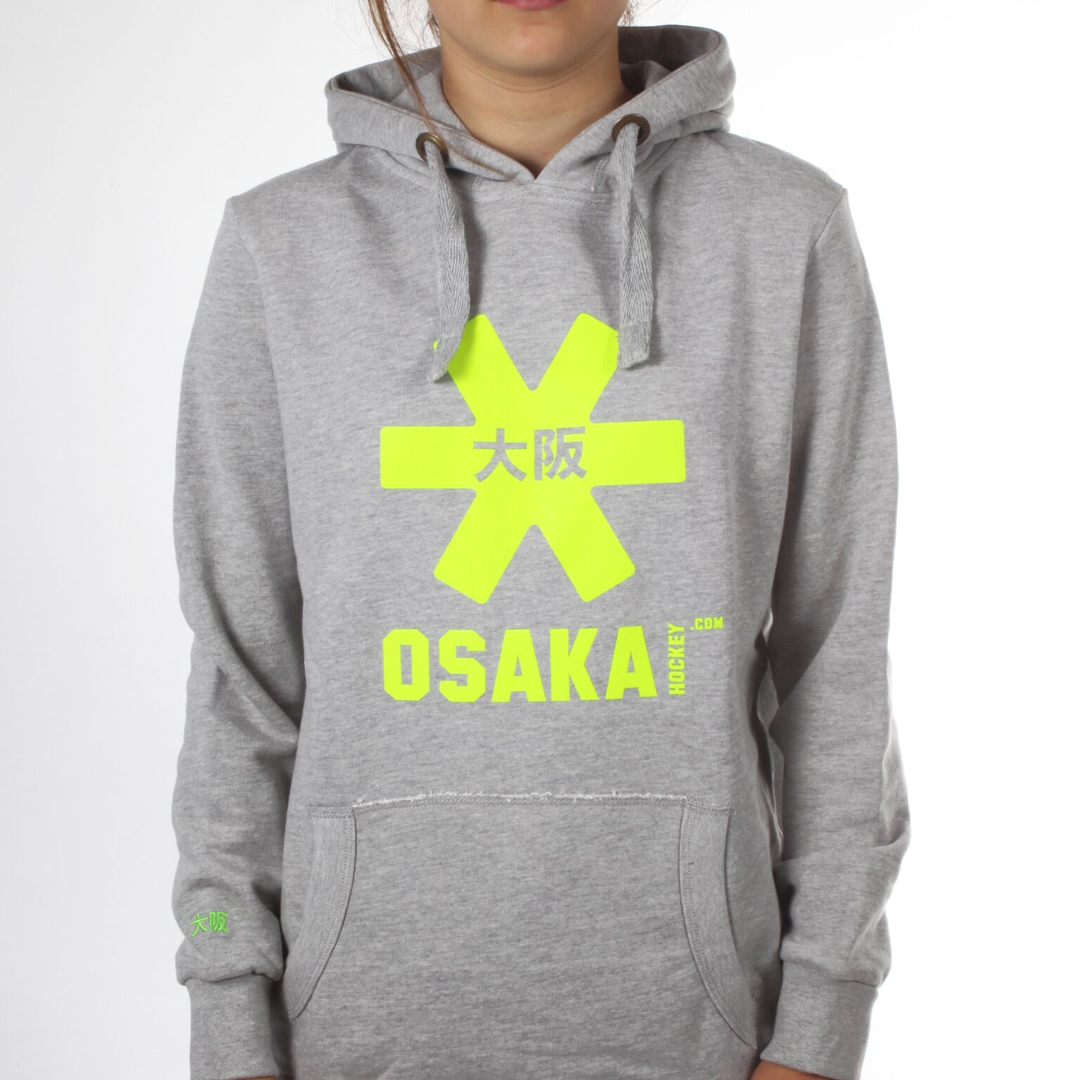 Osaka hoodie kids GELE STER