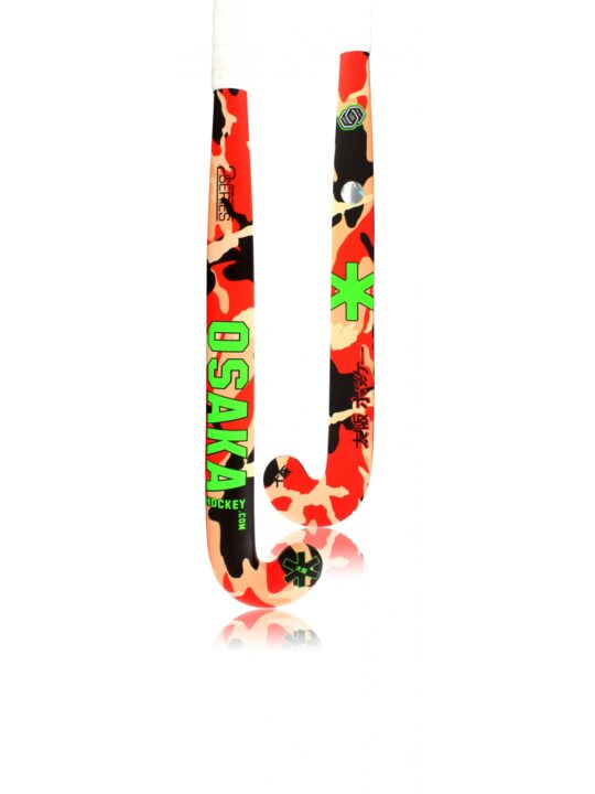 Osaka 2 series Red Camo hockeystick