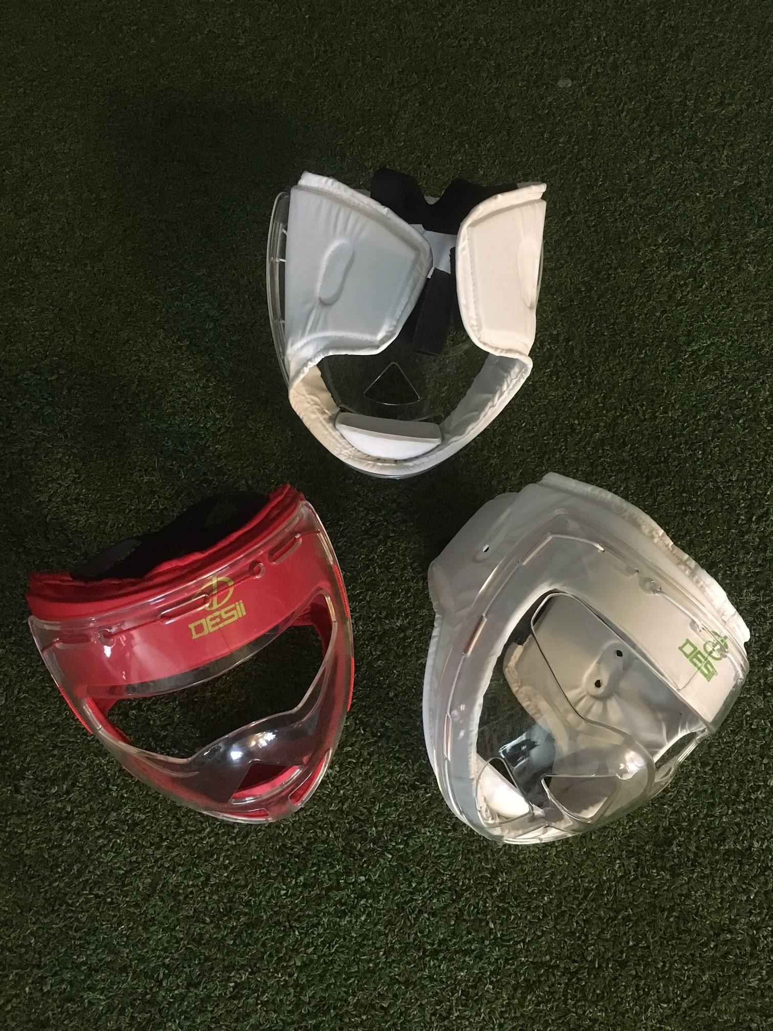 Corners masker hockey