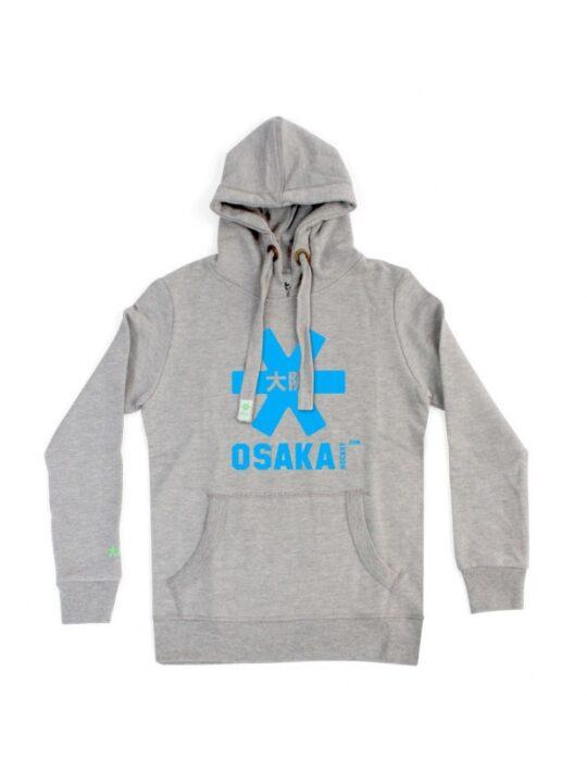 Osaka hoodie kids Grey / blauw