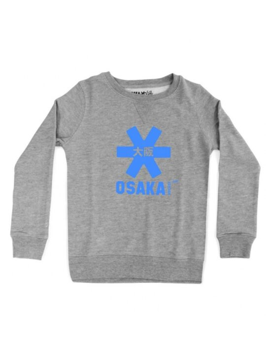 Osaka sweater kids Grey / blauw