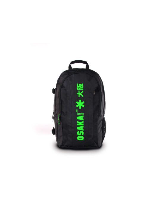 Osaka backpack large black/green