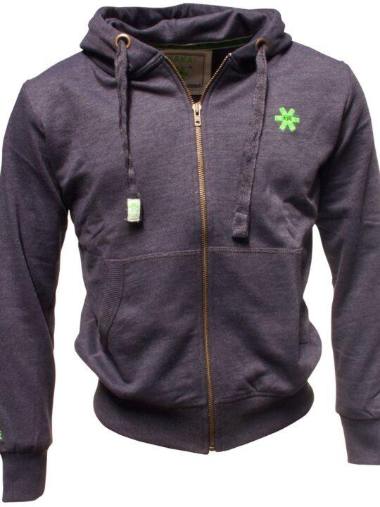 """Osaka zip hoodie """"Basic"""" heren Navy"""