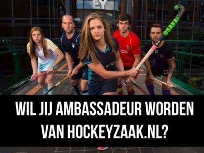 Wij zoeken ambassadeurs