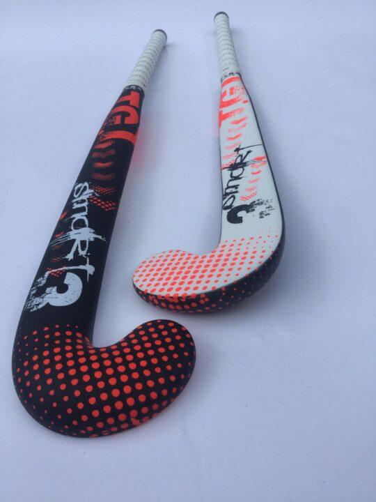 TGI SMART3 20% carbon hockeystick