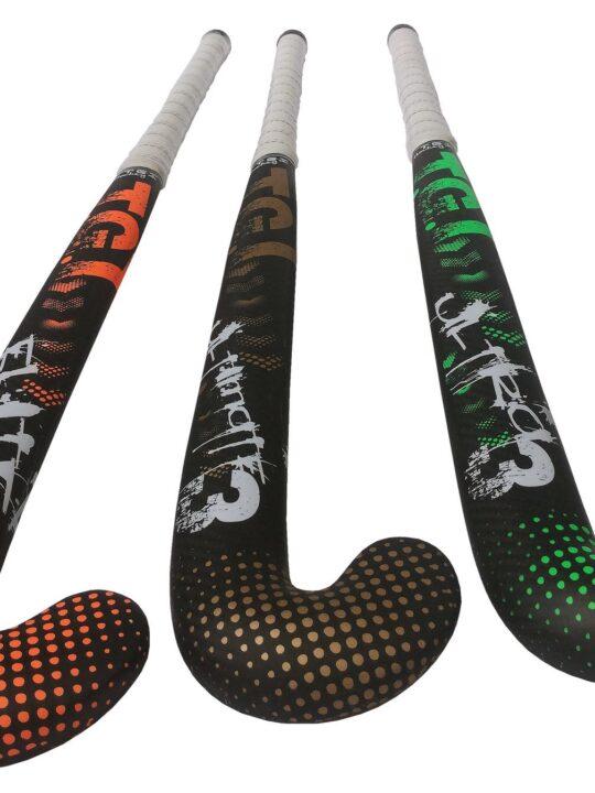 TGI Ultra 90% carbon hockeystick
