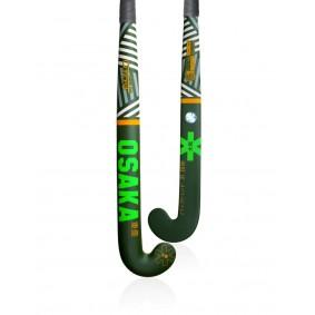 Osaka Concept series Razzle Dazzle Green hockeystick