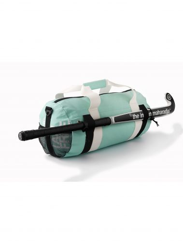 Indian Maharadja duffel hockey sporttas Turquoise