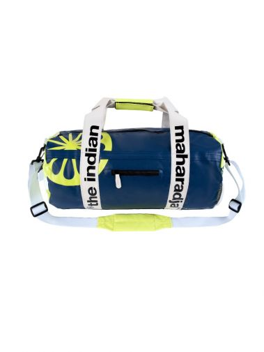 Indian Maharadja duffel hockey sporttas Blauw