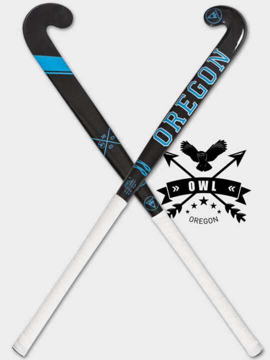 Oregon Owl 2 hockeystick