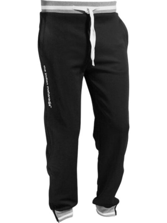 Indian Maharadja jogging Men Black