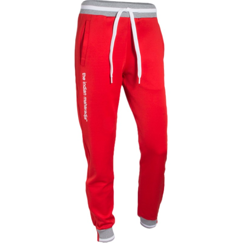 Indian Maharadja jogging Women rood