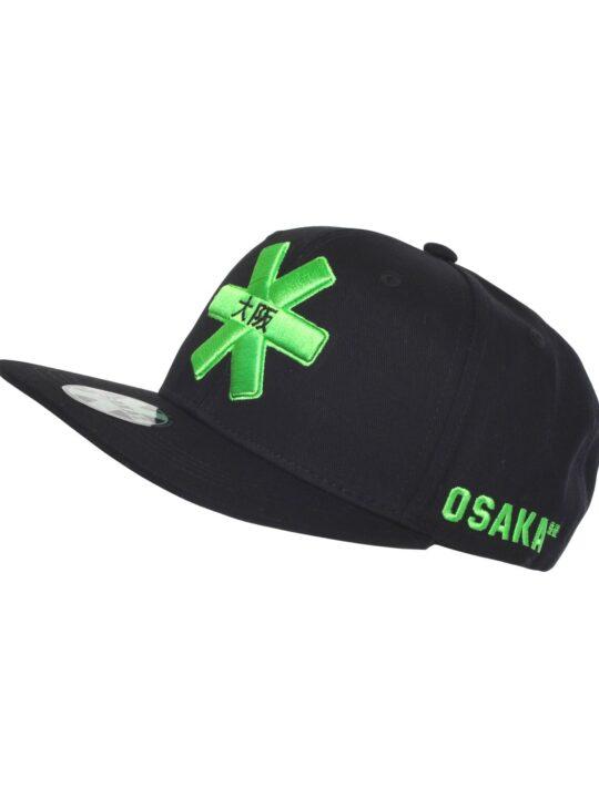 Osaka cap Snapback Osaka Black canvas
