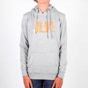Osaka hoodie kids Grey / oranje