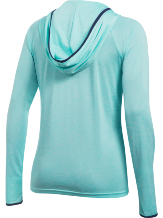 Under Armour Hoodie Twist Turquoise