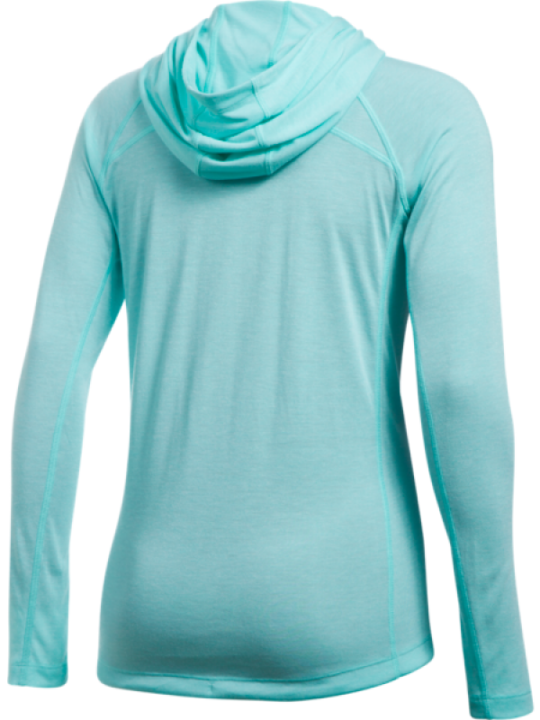 Under Armour Hoodie Threadborn Train Turquoise