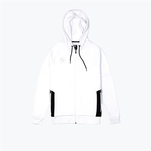 Osaka Zip Hoodie trainingsjack KIDS Wit