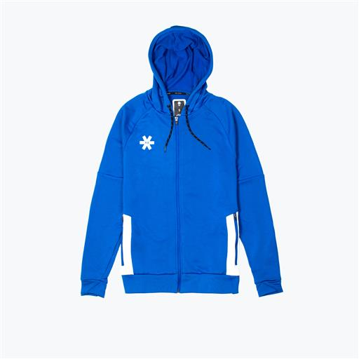 Osaka Zip Hoodie trainingsjack Heren Royal Blue