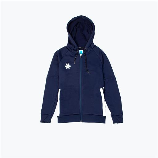 Osaka Zip Hoodie trainingsjack Heren Navy