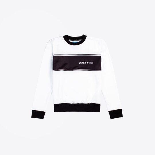 Osaka sweater kids Retro zwart