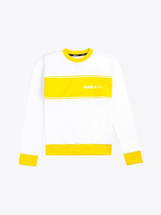 Osaka sweater kids Retro GEEL