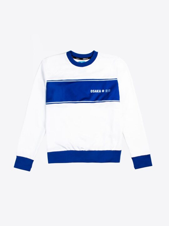 Osaka sweater kids Retro kobalt