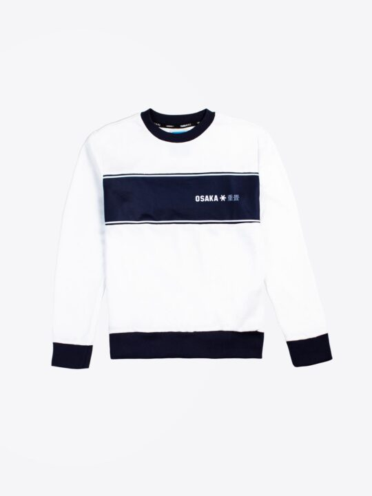 Osaka sweater kids Retro navy