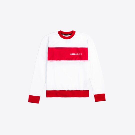 Osaka sweater kids Retro rood